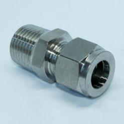male thread compression fitting